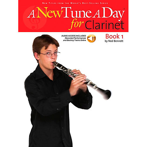 Music Sales A New Tune A Day for Clarinet Book 1 Book/CD thumbnail