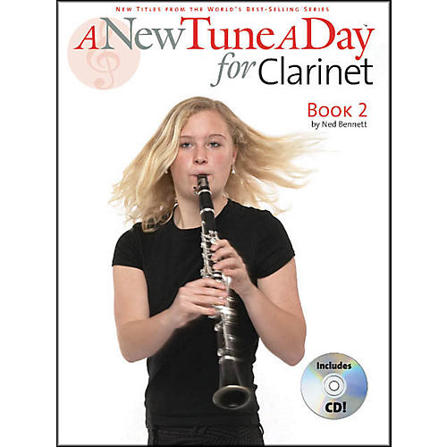 Music Sales A New Tune A Day for Clarinet Book 2 Book/CD thumbnail