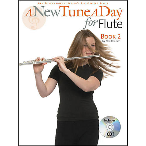 Music Sales A New Tune A Day for Flute Book 2 Book/CD thumbnail