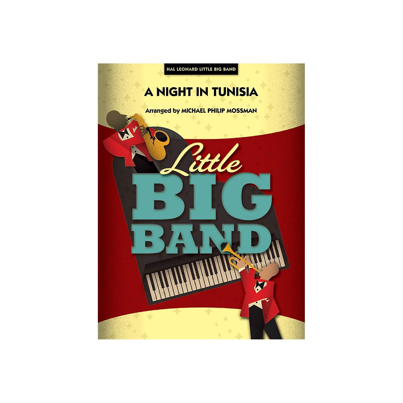 Hal Leonard A Night In Tunisia - Little Big Band Series Level 3 - 4 thumbnail