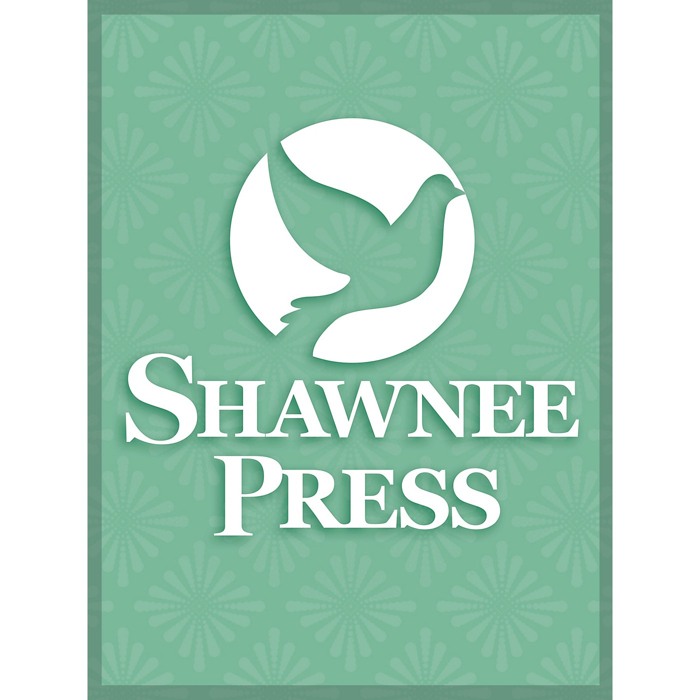 Shawnee Press A Parting Blessing SATB a cappella Composed by J. Jerome Williams thumbnail