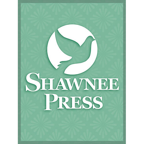 Shawnee Press A Parting Blessing TTBB A Cappella Composed by J. Jerome Williams thumbnail
