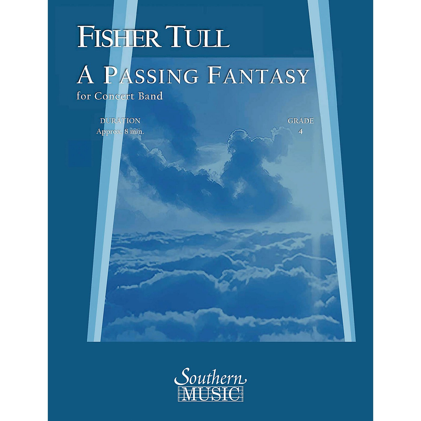Southern A Passing Fantasy (Band/Concert Band Music) Concert Band Level 4 Composed by Fisher Tull thumbnail