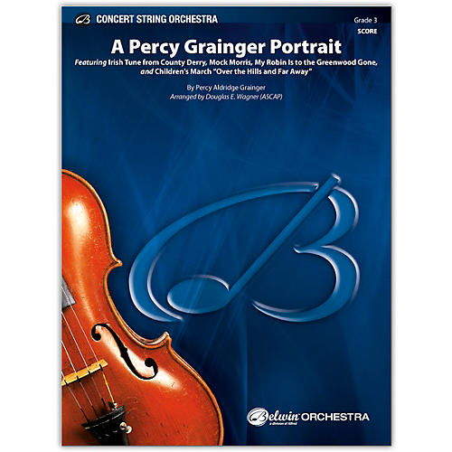 BELWIN A Percy Grainger Portrait Conductor Score 3 thumbnail