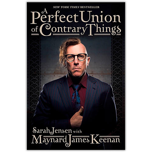 Backbeat Books A Perfect Union of Contrary Things - Softcover Edition thumbnail