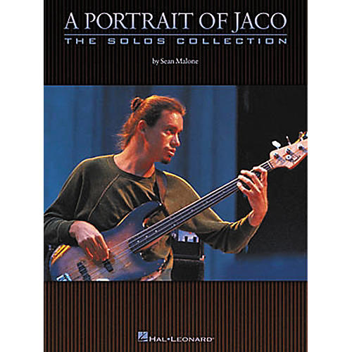 Hal Leonard A Portrait of Jaco The Solos Collection Songbook thumbnail