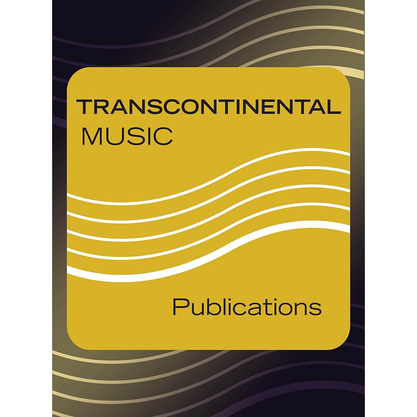 Transcontinental Music A Prayer for Healing SATB Composed by Robert Applebaum thumbnail