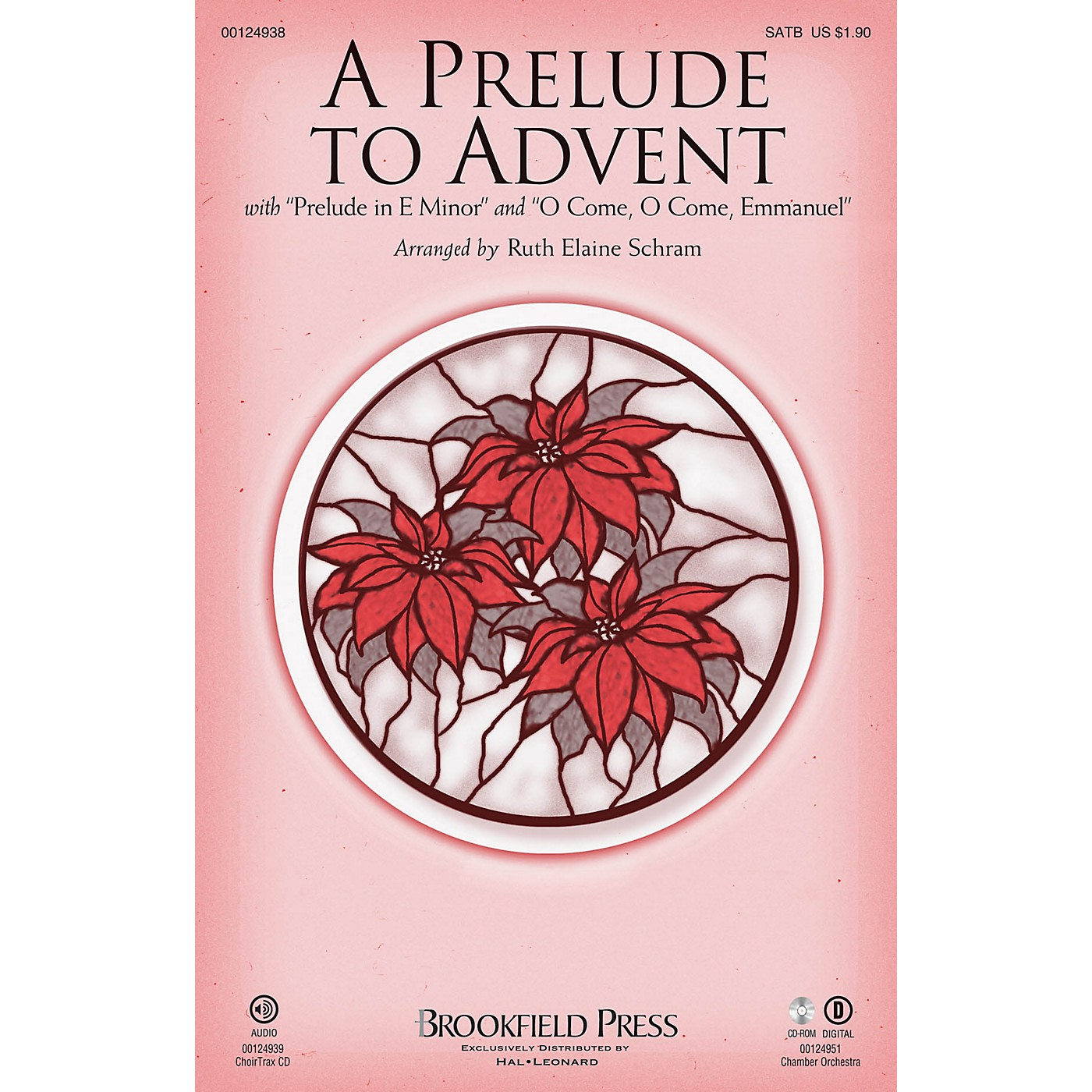 Brookfield A Prelude to Advent CHAMBER ORCHESTRA ACCOMP Arranged by Ruth Elaine Schram thumbnail