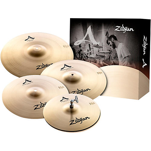 Zildjian A Series 391 Cymbal Pack thumbnail