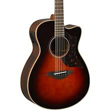 Yamaha A-Series AC1R Cutaway Concert Acoustic-Electric Guitar