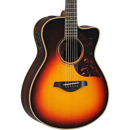 Yamaha A-Series All Solid Wood Concert Acoustic-Electric Guitar with SRT Preamp/Pickup thumbnail