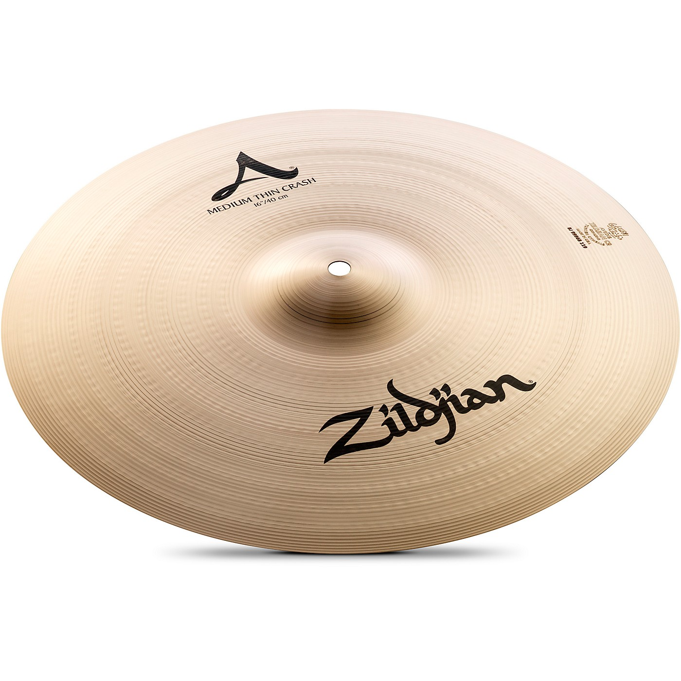 Zildjian A Series Medium-Thin Crash Cymbal thumbnail