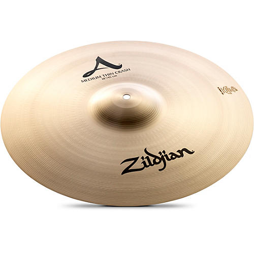 Zildjian A Series Medium-Thin Crash Cymbal thumbnail