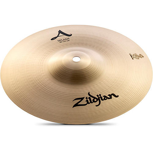 zildjian 10 in a series splash cymbal woodwind brasswind. Black Bedroom Furniture Sets. Home Design Ideas