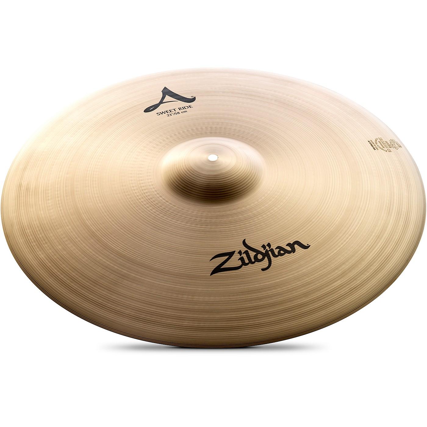 Zildjian A Series Sweet Ride Cymbal thumbnail