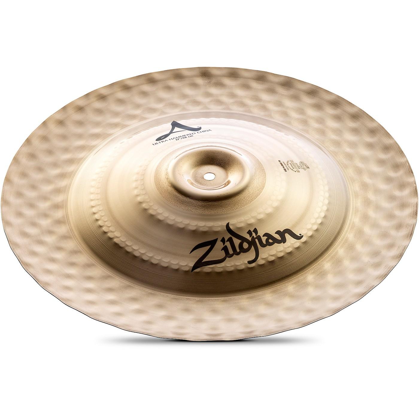 Zildjian A Series Ultra Hammered China Cymbal Brilliant thumbnail