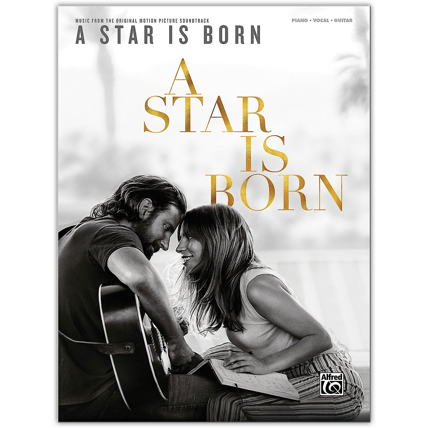 Alfred A Star Is Born Piano/Vocal/Guitar thumbnail