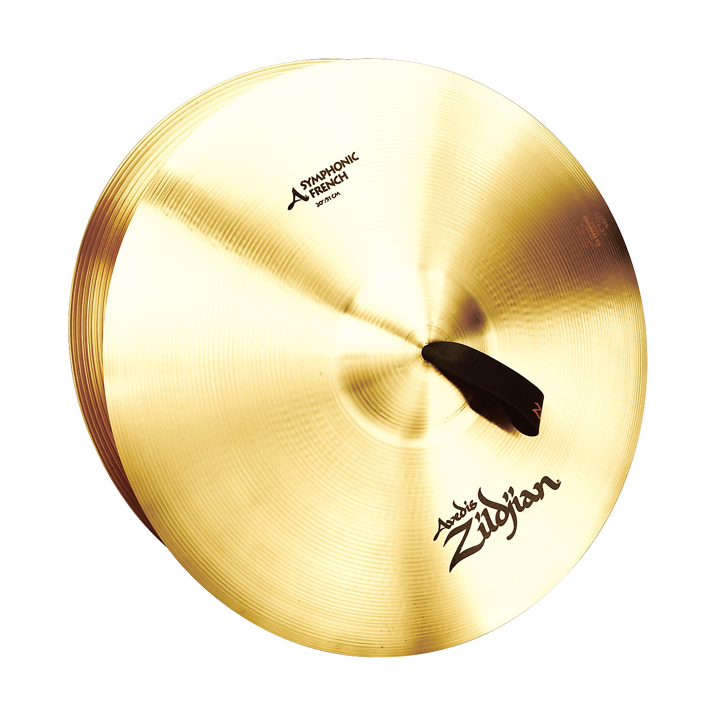 Zildjian A Symphonic French Tone Crash Cymbal Pair thumbnail