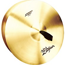 Zildjian A Symphonic French Tone Crash Cymbal Pair