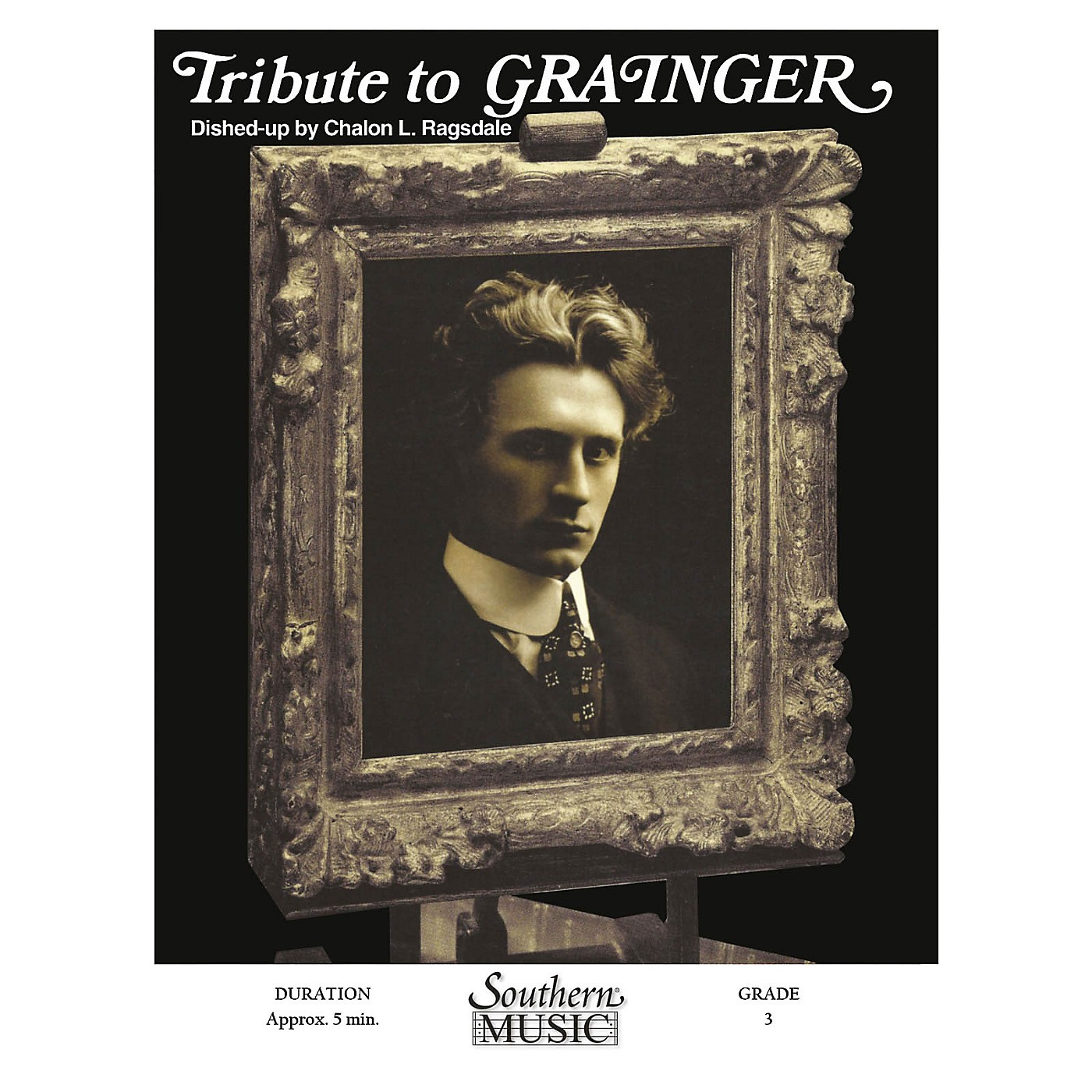 Southern A Tribute to Grainger Concert Band Level 3 by Percy Aldridge Grainger Arranged by Chalon Ragsdale thumbnail
