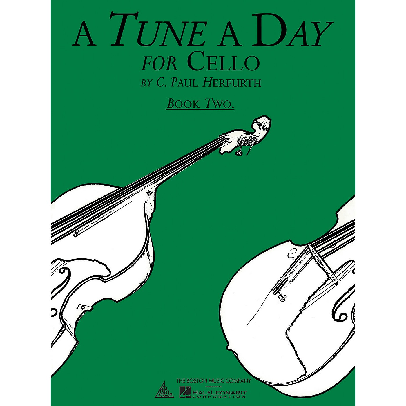 Music Sales A Tune a Day - Cello (Book 2) Music Sales America Series Written by C. Paul Herfurth thumbnail