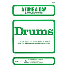 Music Sales A Tune a Day - Drum (Book 1) Music Sales America Series Softcover Written by C. Paul Herfurth