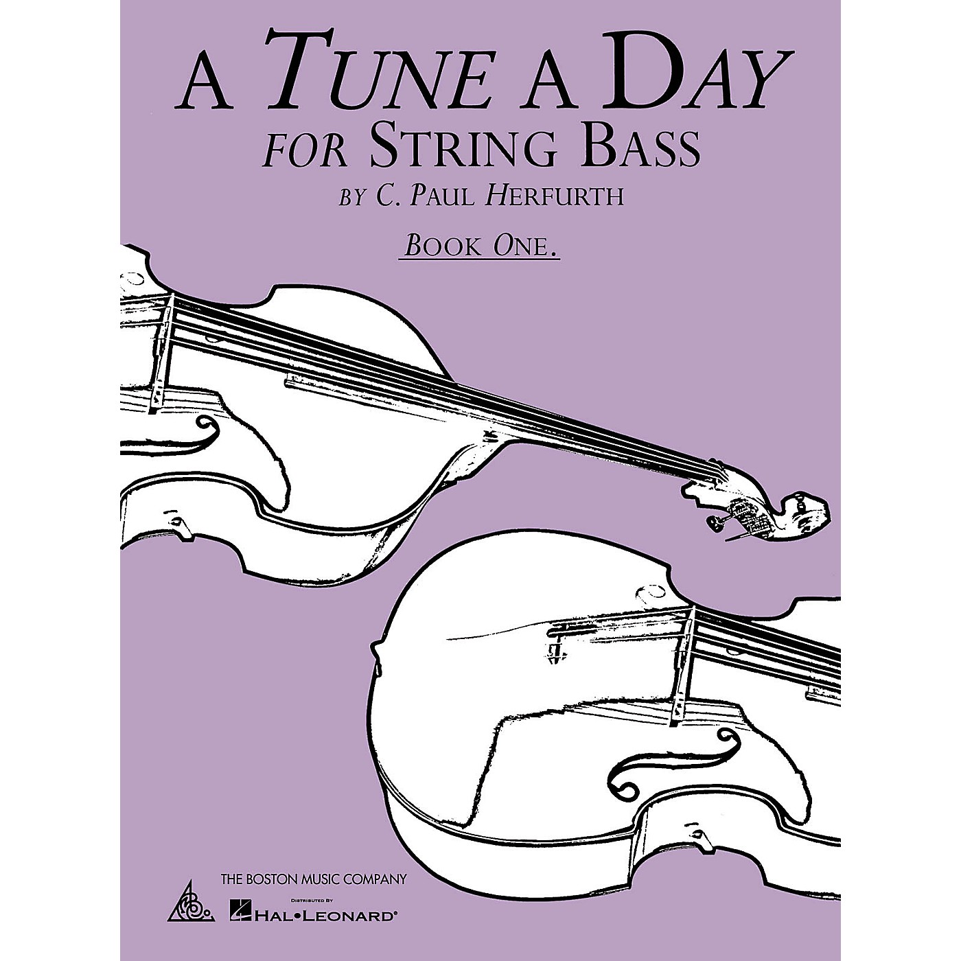Music Sales A Tune a Day - String Bass (Book 1) Music Sales America Series Written by C. Paul Herfurth thumbnail