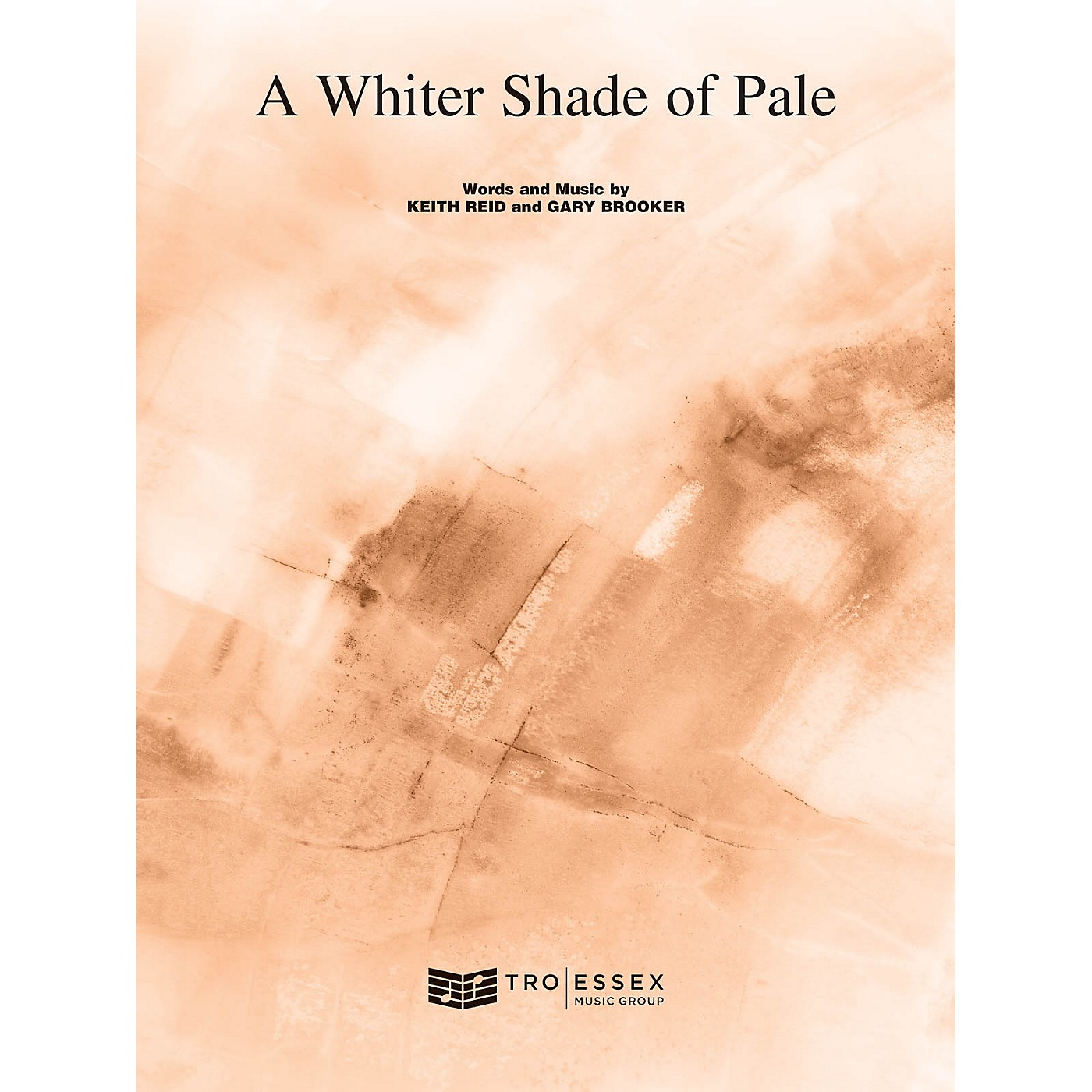 TRO ESSEX Music Group A Whiter Shade of Pale Richmond Music ¯ Sheet Music Series Softcover thumbnail
