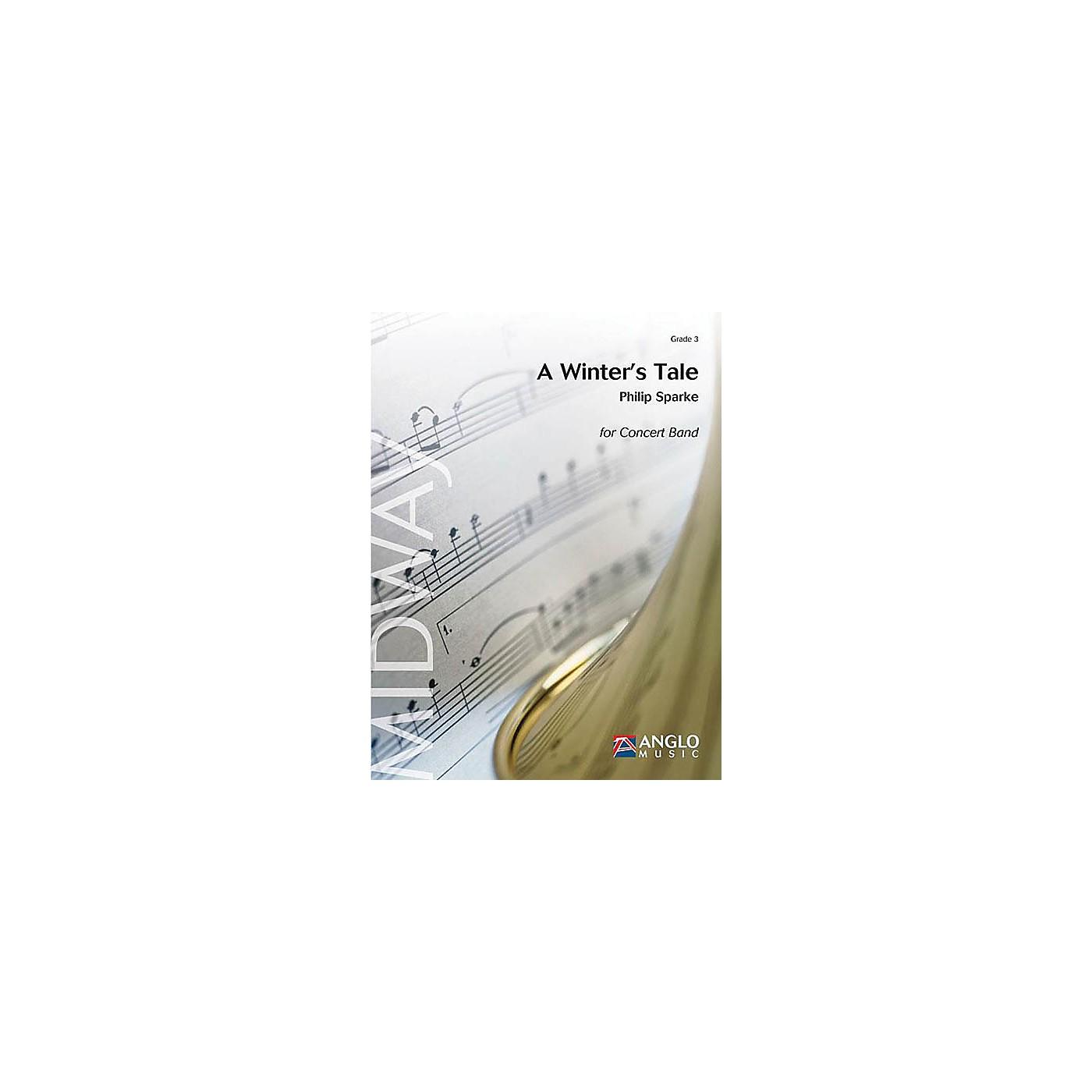 Hal Leonard A Winter's Tale Concert Band Score/parts Concert Band thumbnail