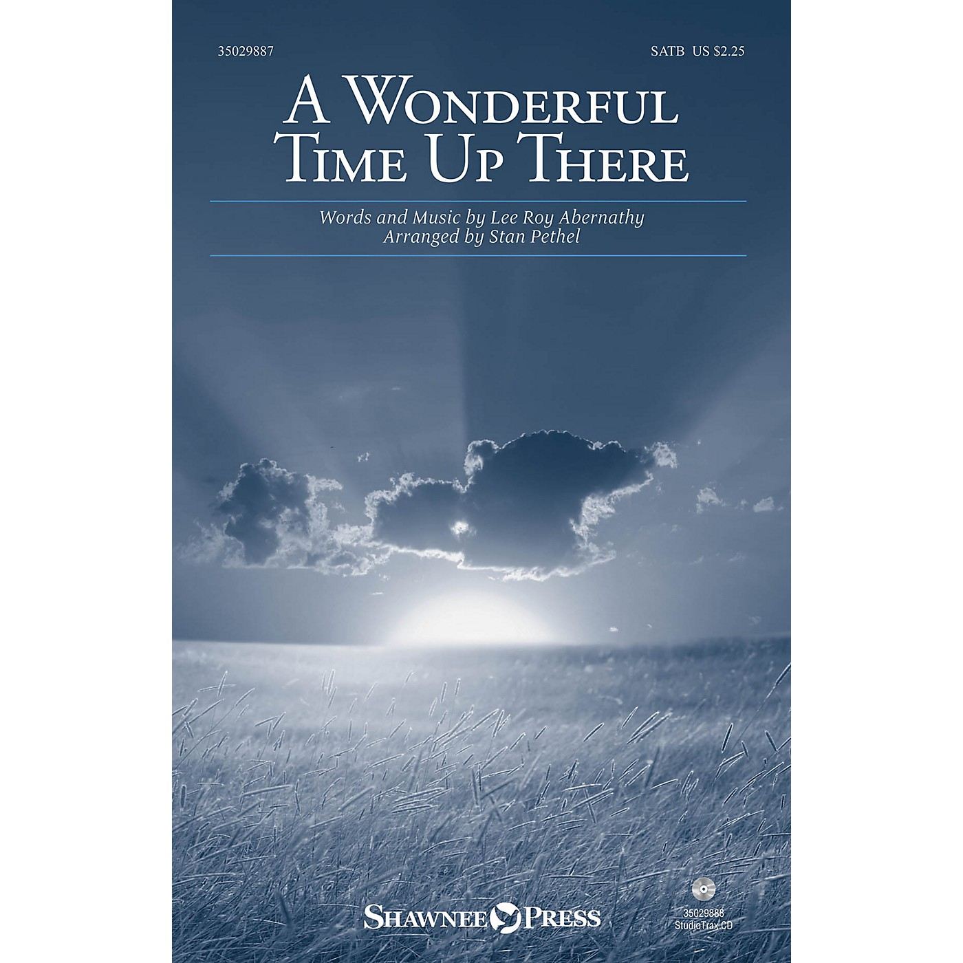 Shawnee Press A Wonderful Time Up There Studiotrax CD Arranged by Stan Pethel thumbnail