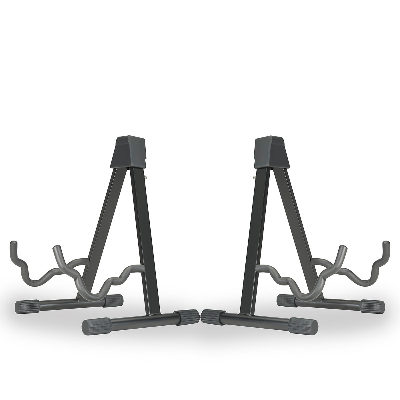 Musician's Gear A-frame Stand for Acoustic, Electric, and Bass Guitars (2 Pack) thumbnail