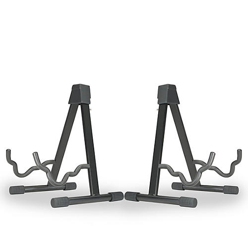 Musician S Gear Black A Frame Stand For Acoustic Electric