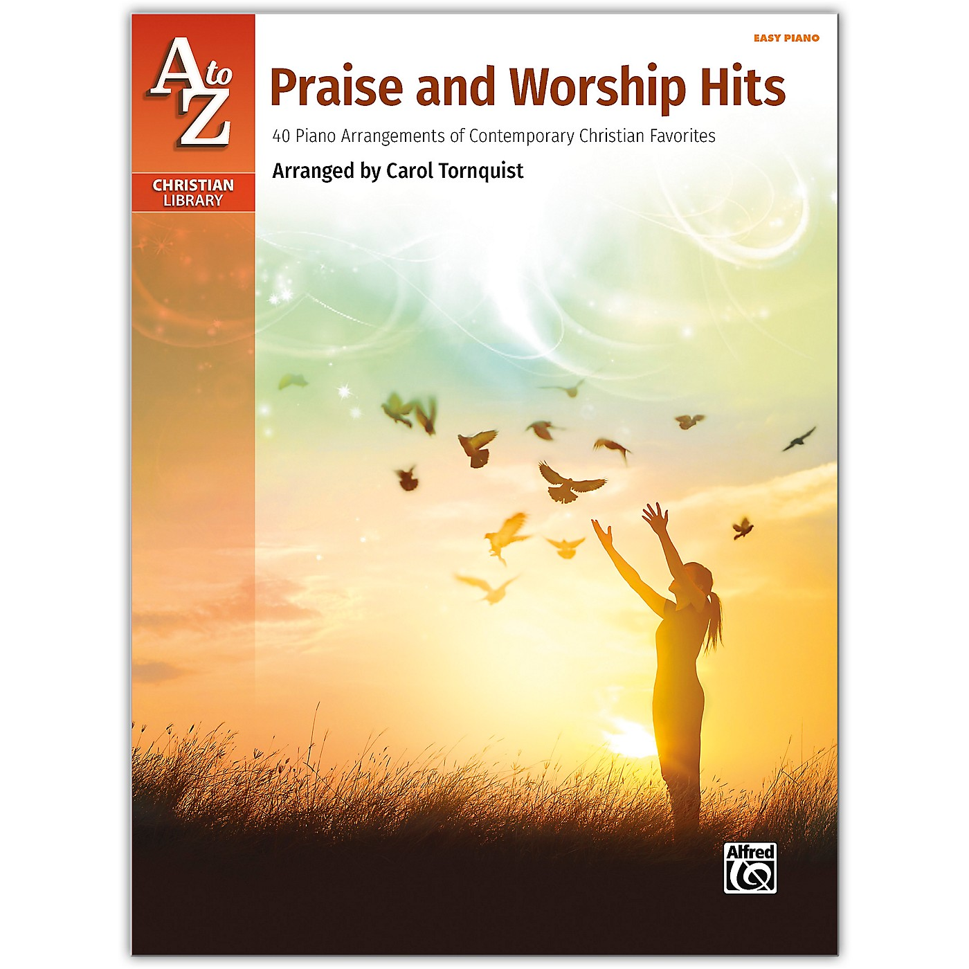 Alfred A to Z Praise and Worship Hits Easy Piano thumbnail