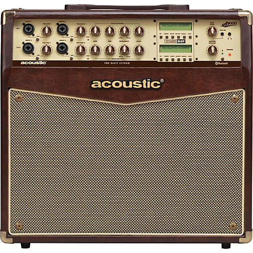 Acoustic A1000 100W Stereo Acoustic Guitar Combo Amp thumbnail