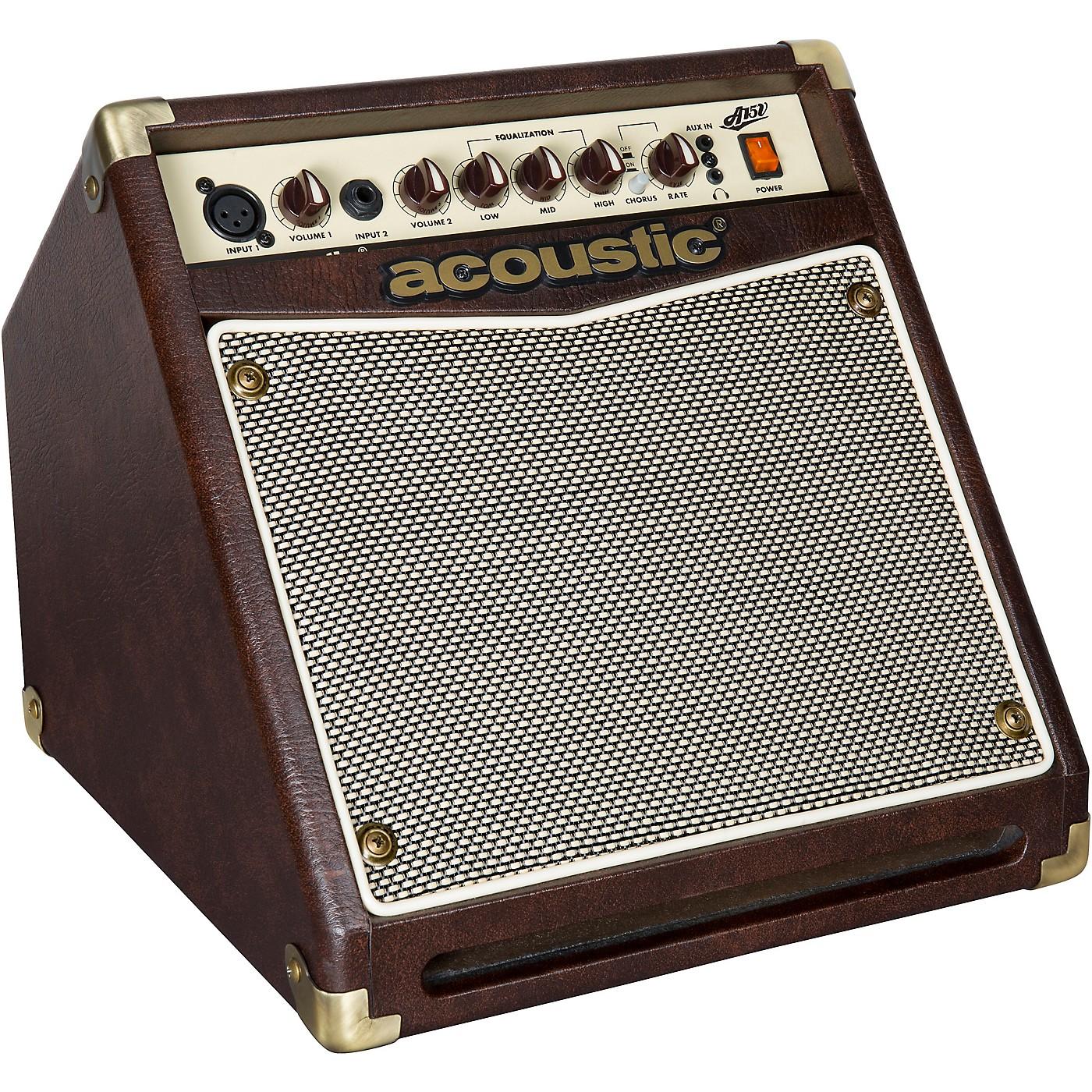 Acoustic A15V 15W 1x6.5 Acoustic Combo Amp thumbnail