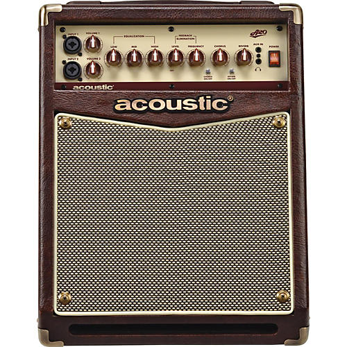 Acoustic A20 20W Acoustic Guitar Amplifier thumbnail