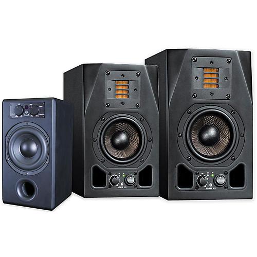 Adam Audio A3X-SUB7 2.1 Package thumbnail