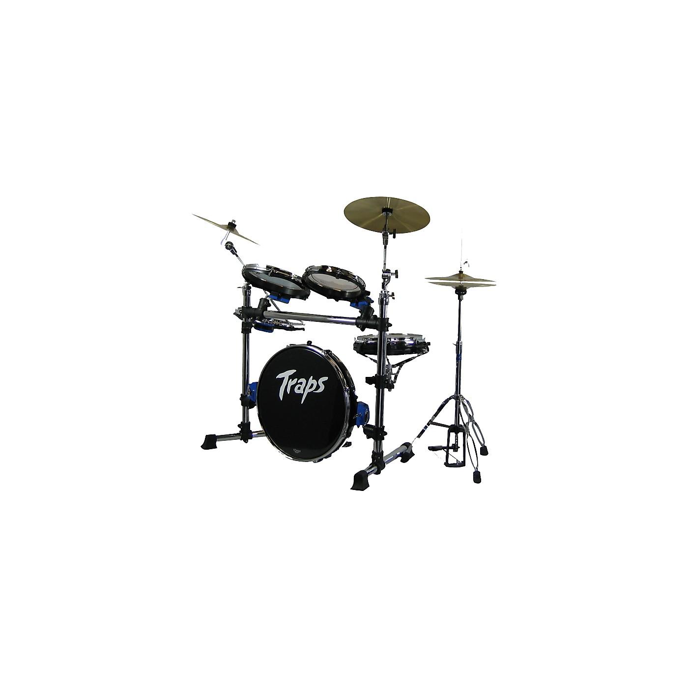 Traps Drums A400 Portable Acoustic Drum Set thumbnail