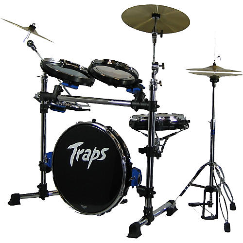 Traps Drums A400 Portable Acoustic Drum Set thumbnail