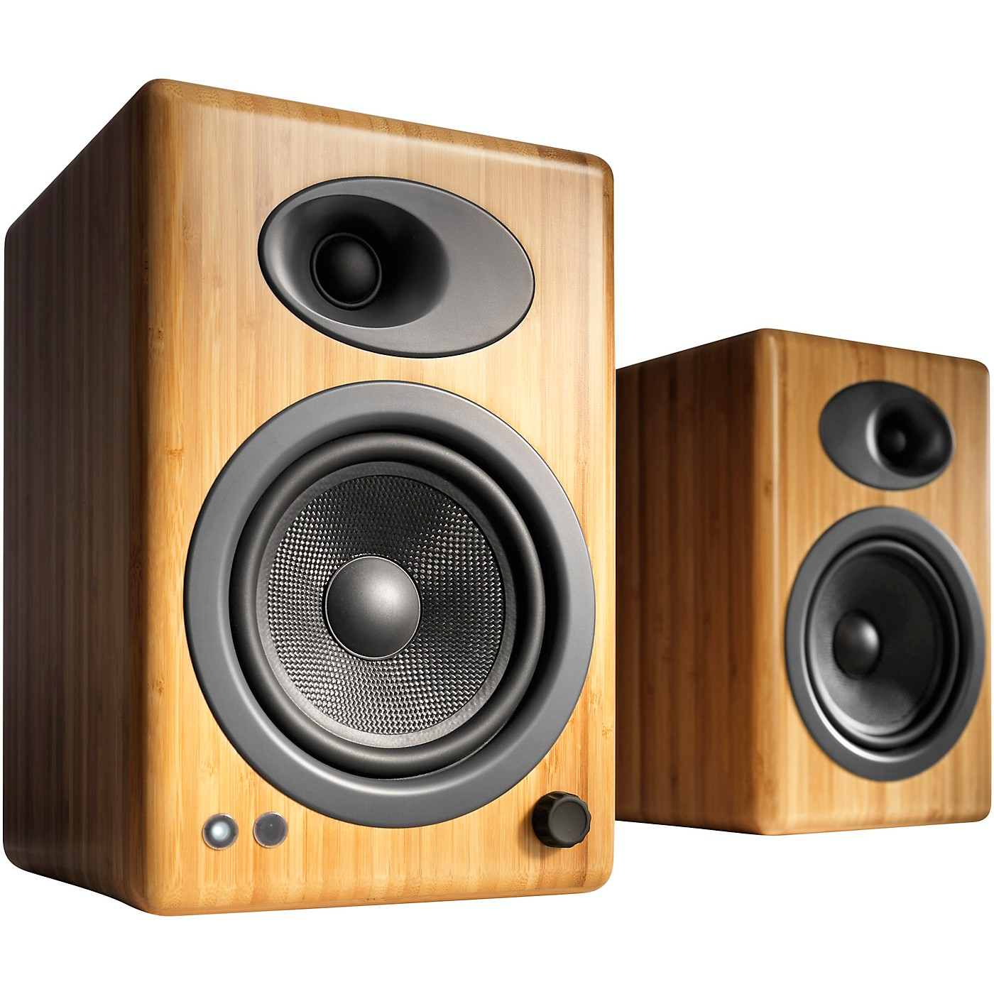 Audioengine A5+ Classic Bookshelf Speakers thumbnail
