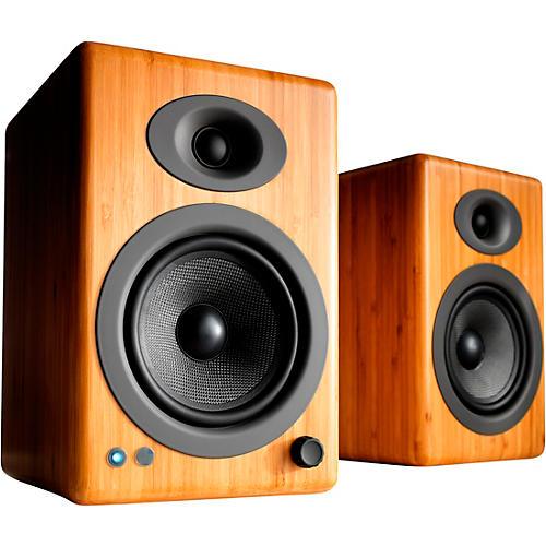 Audioengine A5+ Wireless Bookshelf Speakers thumbnail