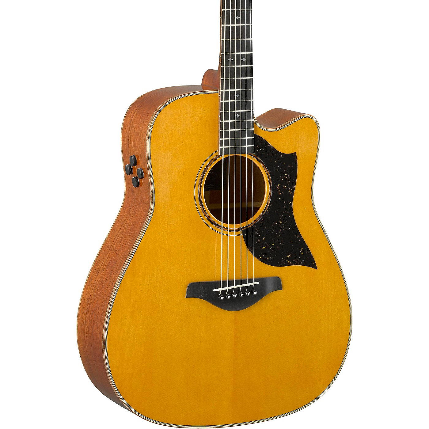 Yamaha A5M A-Series Dreadnought Acoustic-Electric Guitar thumbnail