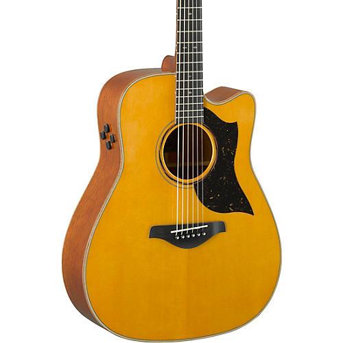 Yamaha A5M A-Series Dreadnought Acoustic-Electric Guitar thumbnail