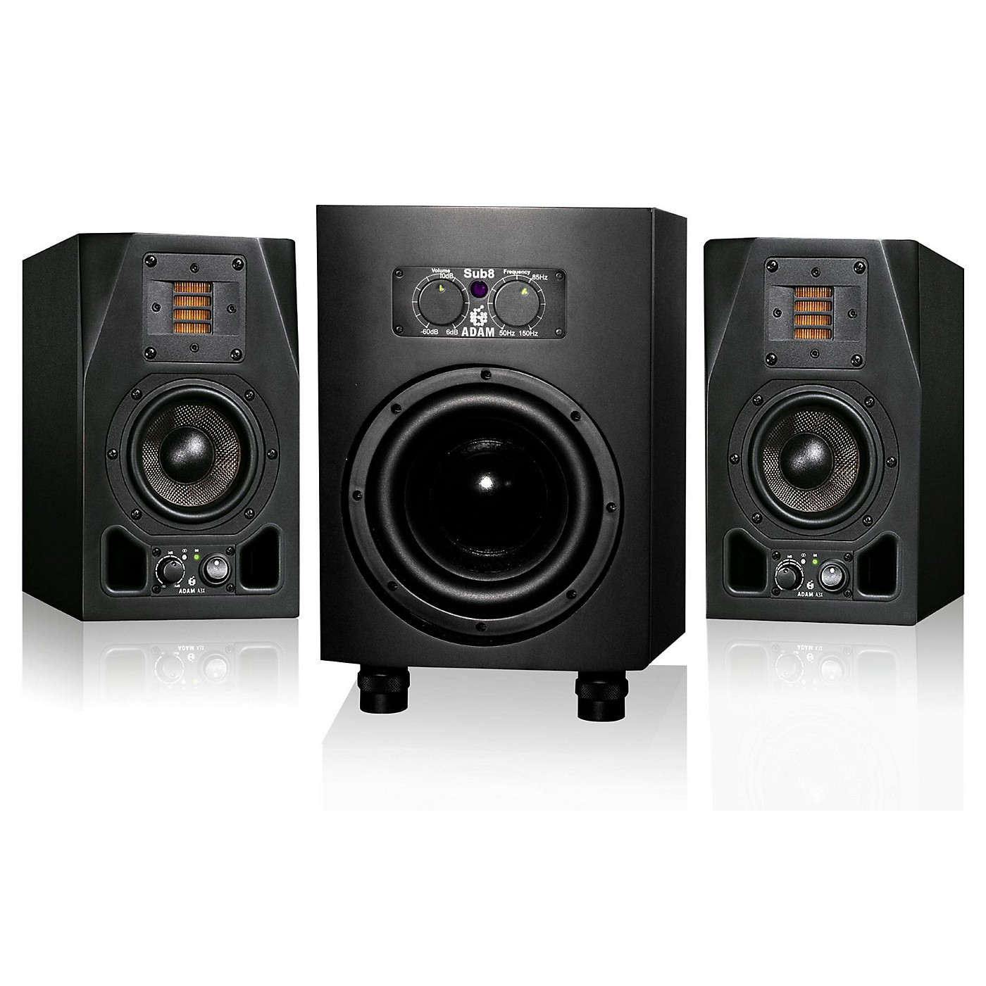 ADAM Audio A5X and Sub8 2.1 Package thumbnail