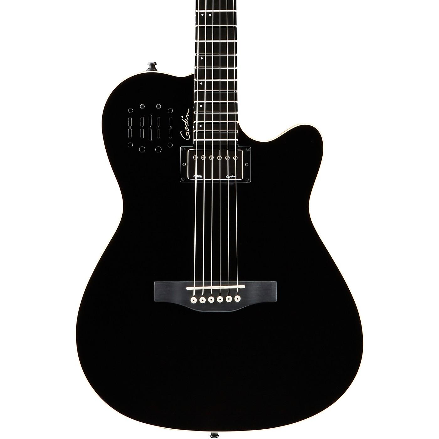 Godin A6 Ultra HG Semi-Acoustic Electric Guitar thumbnail