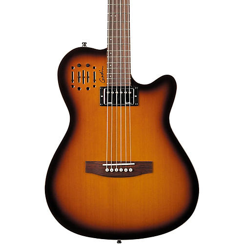 Godin A6 Ultra HG Semi-Acoustic Electric Guitar thumbnail