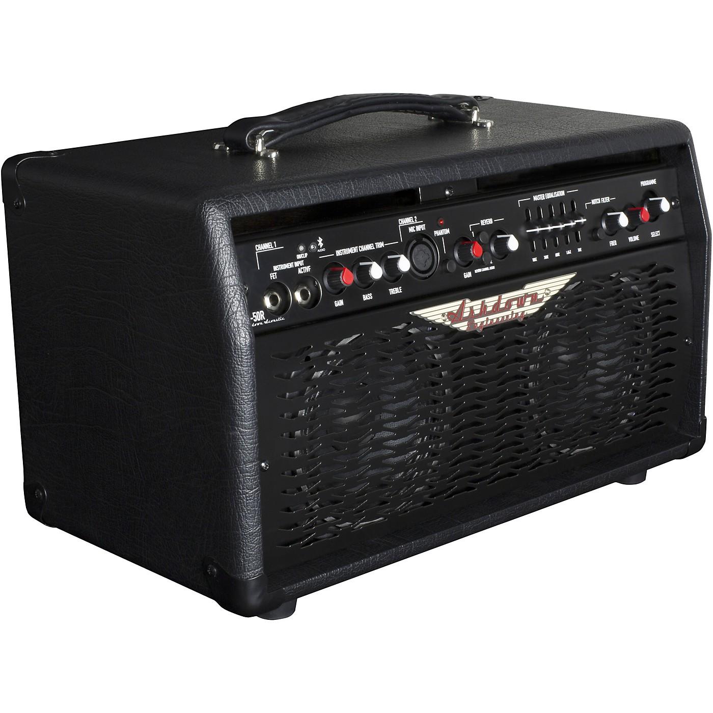 Ashdown AA-50 50W 2x5 Acoustic Combo Amplifier thumbnail