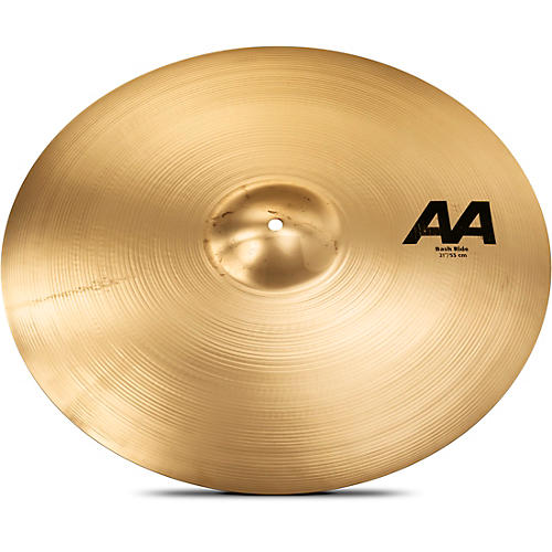 Sabian AA Bash Ride Cymbal Brilliant thumbnail