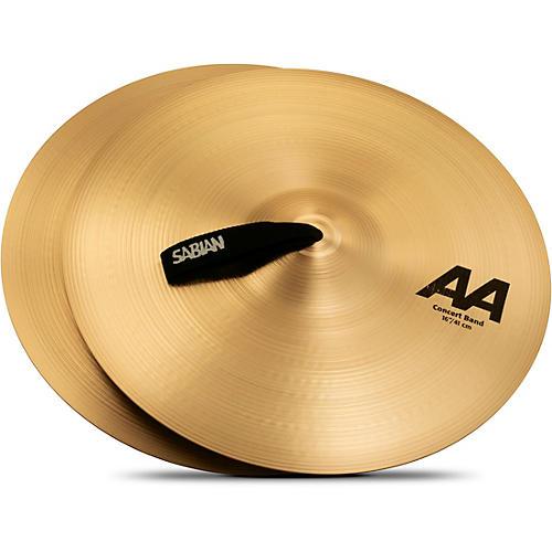 Sabian AA Concert Band Cymbals thumbnail