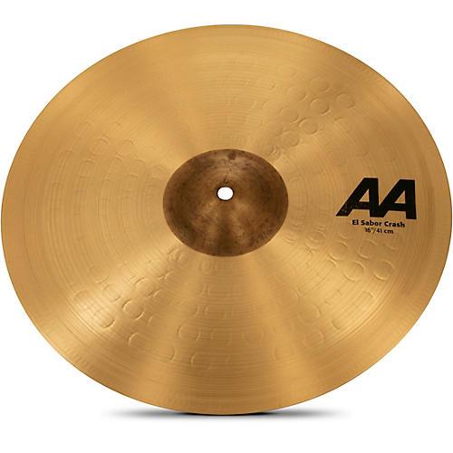 Sabian AA El Sabor Crash Cymbal-thumbnail